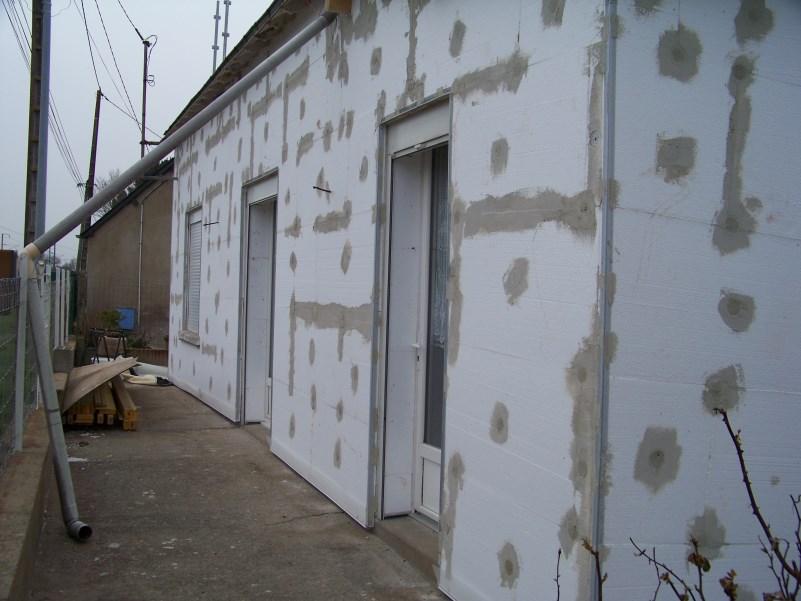 Ravalement de fa ade ch tenay malabry for Isolation facade exterieur